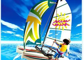 Playmobil - 3183 - Catamaran