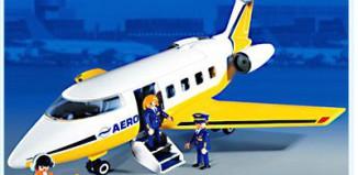 Playmobil - 3185 - Avión privado