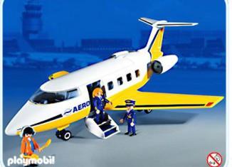 Playmobil - 3185 - Jet