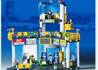 Playmobil - 3186v2 - Gate With Tower