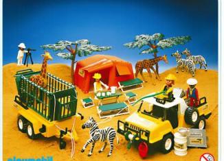 Playmobil - 3189 - Safari Set