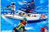 Playmobil - 3190s2 - Police Patrol Boat