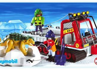 Playmobil - 3191 - Dino Transporter
