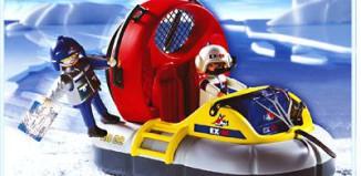 Playmobil - 3192 - Hovercraft