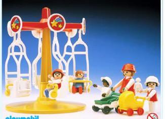 Playmobil - 3195 - Merry-Go-Round