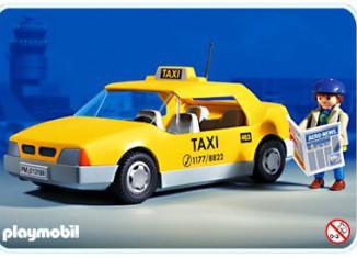 Playmobil - 3199v2 - Taxi