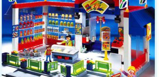 Playmobil - 3200s2 - Supermarket