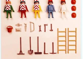 Playmobil - 3201s1v1 - Construction Set