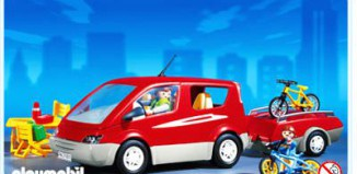 Playmobil - 3213s2v1 - Family Van