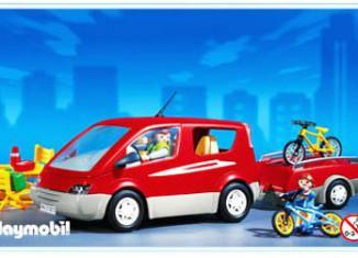 Playmobil - 3213s2v1 - Family Van