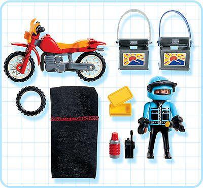Playmobil Set 3222 All Terrain Bike Klickypedia
