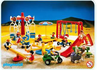 Playmobil - 3223 - Playground Set