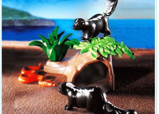 Playmobil - 3226s2 - Skunks