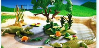 Playmobil - 3229s2 - Alligators Habitat