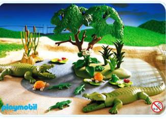 Playmobil - 3229s2 - Caimanes