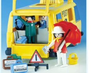 Playmobil - 3235s1 - Postal Van