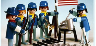 Playmobil - 3242s1v1 - US Cavalry Set