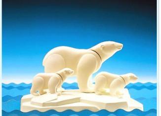 Playmobil - 3248v1 - Polar Bears