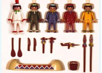 Playmobil - 3251s1v1 - Indians Set