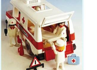 Playmobil - 3254s1 - Ambulance