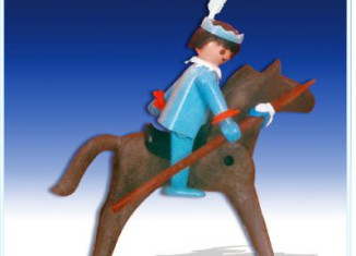 Playmobil - 3255s1 - Indian on Horse