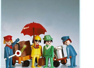 Playmobil - 3271v1 - Travellers