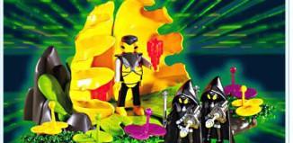 Playmobil - 3283 - Alien Prison Pod
