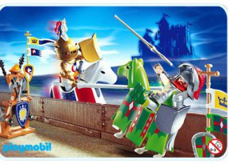 Playmobil - 3287s2 - Knights Tournament