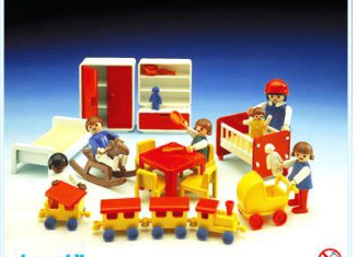 Playmobil - 3290 - Children's Playroom