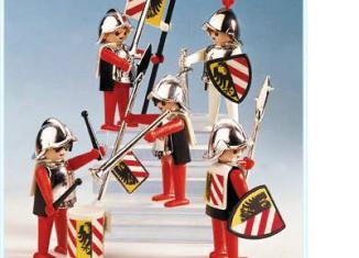 Playmobil - 3291v1 - Guards