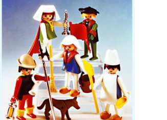 Playmobil - 3292 - Townspeople