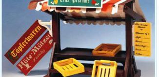 Playmobil - 3296 - Market Stand