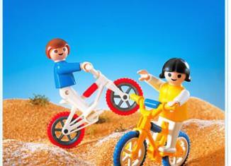 Playmobil - 3300 - BMX Bikes