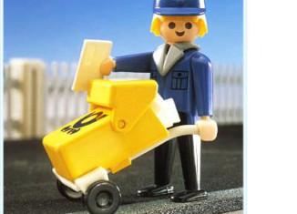 Playmobil - 3309 - Postal Worker