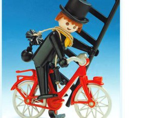 Playmobil - 3316s1 - Chimney Cleaner