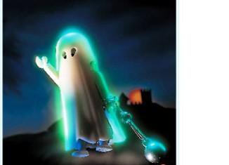 Playmobil - 3317 - Glow-In-The-Dark Ghost