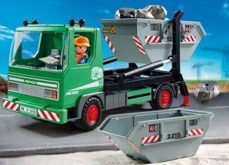 Playmobil - 3318 - Skip Truck