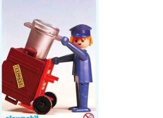 Playmobil - 3323s1 - Porter