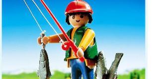 Playmobil - 3350 - Fisherman