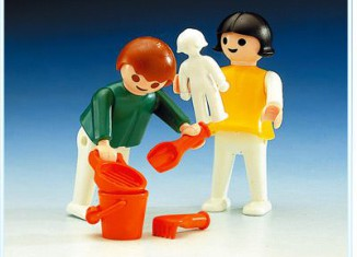 Playmobil - 3360 - Children and Toys