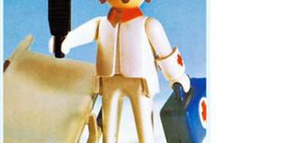 Playmobil - 3361 - Nurse / stretcher