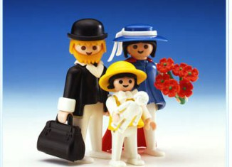 Playmobil - 3365 - Western Family