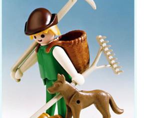 Playmobil - 3373s2 - Farmer