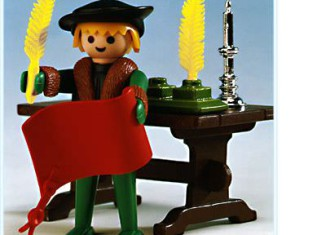 Playmobil - 3375 - Count / Table