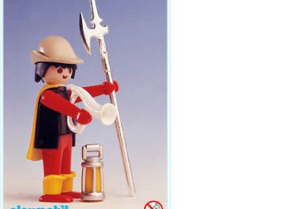 Playmobil - 3378 - Night Guard
