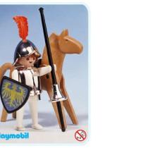 Playmobil - No shiny harness