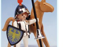 Playmobil - No shiny harness