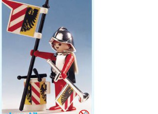 Playmobil - 3380s1 - Nuremburg Guard