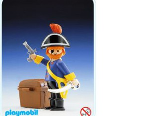Playmobil - 3382 - pirate captain