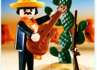 Playmobil - 3384 - Mexican
